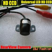 Factory Selling Super Mini CCD HD Car Camera Rear View parking back Camera reversing Camera HD CCD waterproof free shipping
