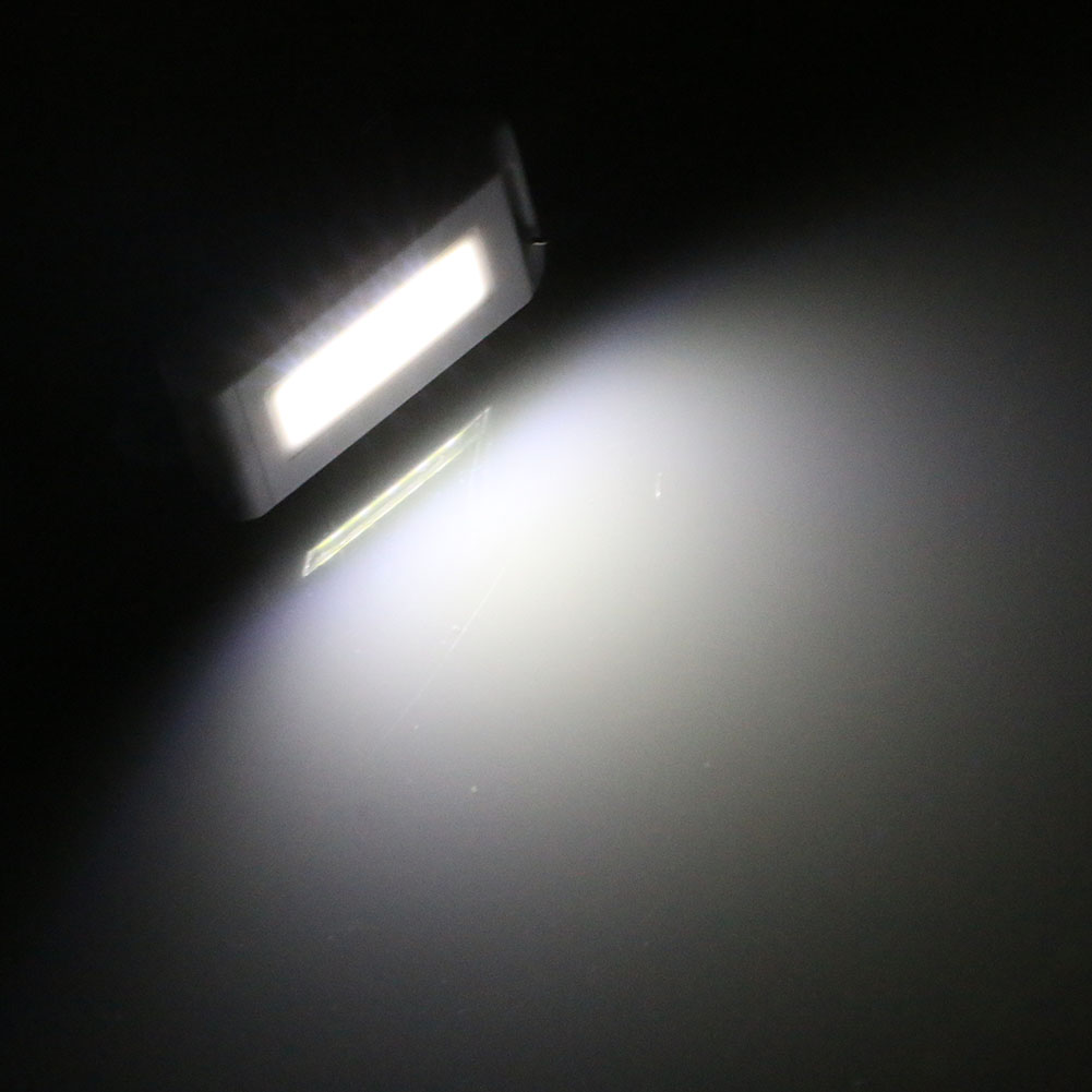 Mini Portable Keychain Key Ring LED Flashlight COB LED Single Mode Mini Pocket Torch Lamp Light Key Chain LED Linternas AAA