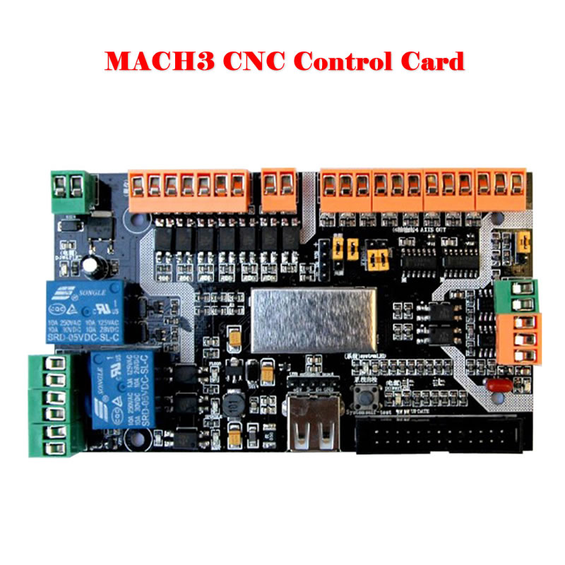 cnc parts DIY CNC Laser CNC USBCNC jade engraving machine 3-axis 4-axis control cards can be replaced MACH3<br>