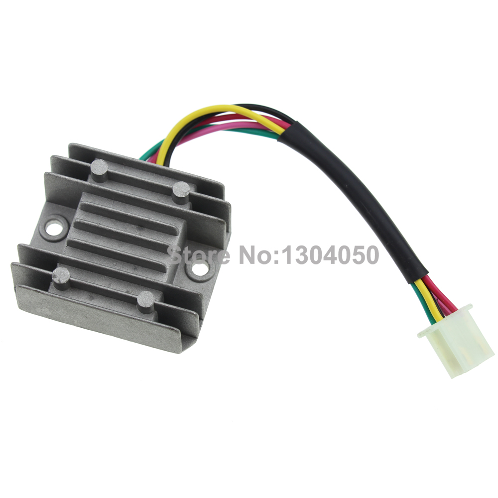 125cc 150cc Scooter font b ATV b font font b Voltage b font font b Regulator online buy wholesale atv voltage regulator from china atv voltage 5 wire regulator rectifier wiring diagram at alyssarenee.co
