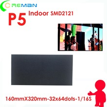 Cheapest price led module in the market p3 p4 p5 indoor / advertising led display show message picture video led module p5(China)