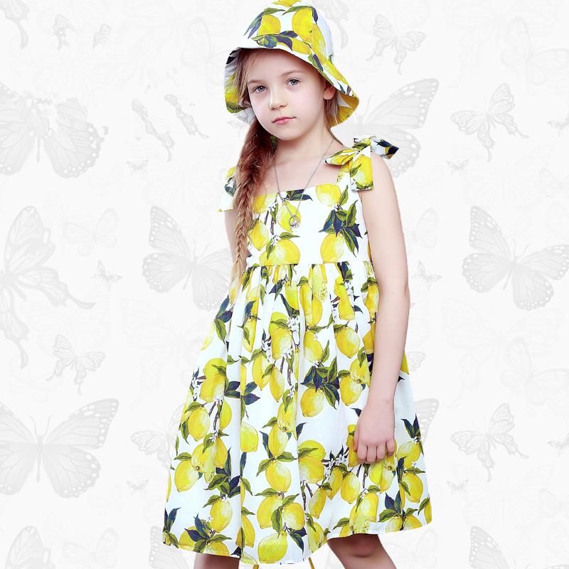 1 Girls Dress with Handmade Dragonfly 2017 Brand Princess Dress Long Sleeve Robe Fille Clothes Kids Dresses 52<br>