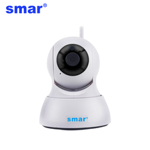 Smar Wireless Wifi IP Camera720P Wi-fi Home Security CCTV Surveillance Camera P2P IR Night Vision onvif Baby Monitor(China)
