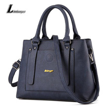 Women Personality Messenger Bags Female Pu Leather Tote Bags Ladies Contracted  Shoulder Bags Bolsa Feminina Fashion Handbags