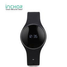 Smart Watch Android INCHOR Wristfit Shine Smart Bracelet IP67 Waterproof Aniti-lost for iOS and Android Smart Watch Phone(China)