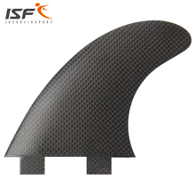 Free shipping carbon fiber fcs surfboard fins thruster FCS G7 large fiberglass Quilhas pranchas de paddle surf fins G7(China)