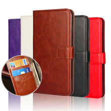 For Sony Xperia T3 Case Cover Sony T3 PU Leather Saddle Flip Wallet Case for Sony Xperia T3 Phone Coque Fundas Custodia