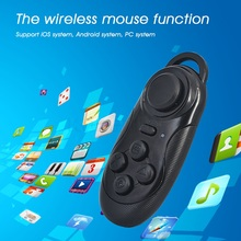 Bluetooth Selfie Controller Selfie Remote Shutter Gamepad Wireless Mouse For iPhone PC for Android / iOS Smart Phone for TV Box