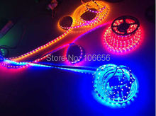 Cheap price wholesale 100m/lot 5m roll ip65 waterproof flexible rgb led strip light 5050 smd set
