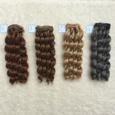 15cm-Doll-Hair-Wigs-Available-for-Doll-Wigs-High-temperature-Wire-Fiber-Hair-Curly-Wave-Single