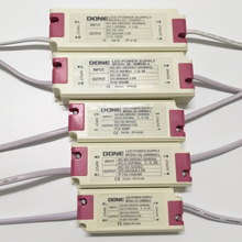 DONE high quality led driver lighting transformer 3W 5W 7W 12W 18W 20W  24W 30W 36W 48W Output 300mA 600mA 900mA,input AC85-265V