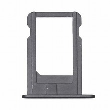 Nano Sim Card Adapter Holder Tray Slot For iPhone 5 5G iPhone5 Holder Repair Parts Replacement Black Whtie