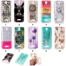 LTLOVER New Owl Tower Flag TPU Silicone Soft Case For Doogee X6 Pro Back Skin Cover Cell Phone Protect ShockProof Cases