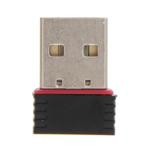 USB2.0/1.1 150Mbps 150M Mini USB WiFi Wireless Network Networking Card 2.4GHz LAN Adapter 802.11n/g/b wireless standard