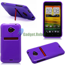 10 piece/lot COVER RUBBER GEL TPU CASE COVER FOR  HTC SPRINT EVO 4G LTE