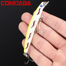 8cm 5 g Firm fishing lure crankbait hard bait medium diver tight wobble slow floating fish arttificial lure pesca isca wholesale