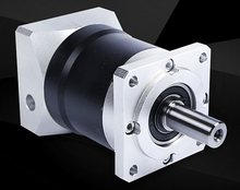 Precision planetary reducer stepper motor speed reducer gearbox steel gear box gearhead gear head nema 23 5:1 shaft 14mm(China)