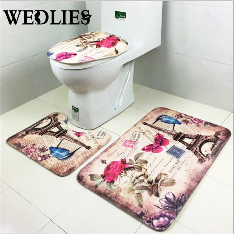Cute bathroom rugs