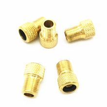 New 5pcs Pump Bicycle Convert Presta to Schrader Bike Valve Adaptor Tube Pump Tool Selling