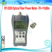 Free Shipping Ruiyan RY3208 -70~+10dBm Portable Fiber Optical Power Meter Telecommunication RY-3208 Fiber Optic Power Meter