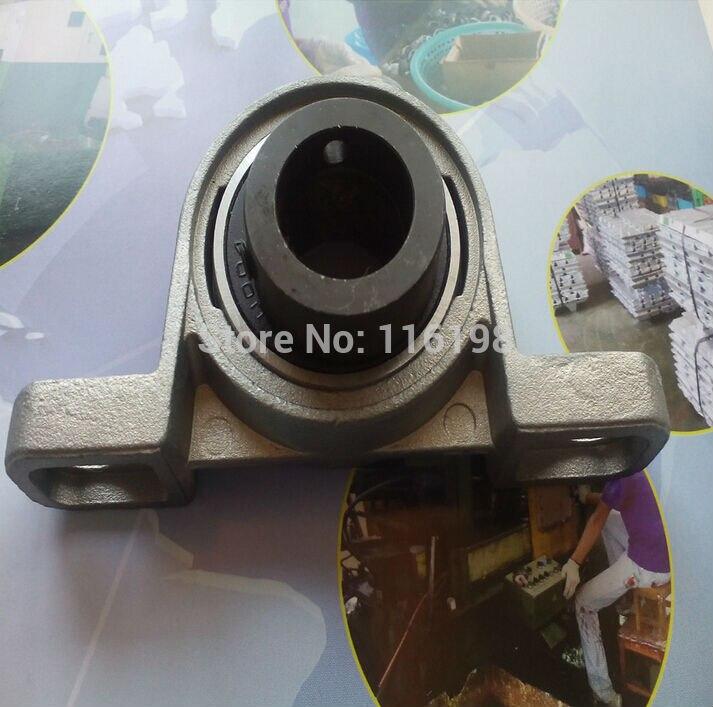 2pcs UP002 pillow block ball bearing 15mm Zinc Alloy Miniature Bearings with sleeve<br><br>Aliexpress