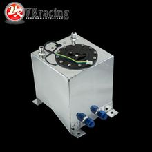 VR RACING - 10L Aluminium Fuel Surge tank mirror polish Fuel cell with foam inside/sensor VR-TK38(China)