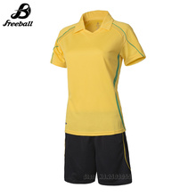 maillot de foot 2017 2018 new women soccer sets football jerseys high quality team training sport wear female soccer uniforms(China)