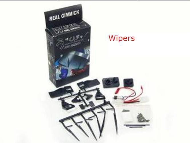 1/10 RC car accessory  real gimmick wipers  for the 1:10 RC car  free shipping<br><br>Aliexpress