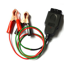 Car Alligator Clips Battery Clamps Maintaining Auto Car Computer ECU MEMORY Saver Battery Tool OBD2 SAFE Replace