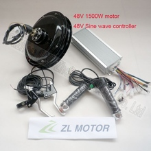Electric bicycle conversion kit  48v 1500w motor /ebike modify units include controller/throttle and brake lever  G-S034