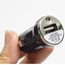 universal High Quality Mini USB Car Charger Adapter for Mobile Cell Phone mp3 car charger Battery Capacity carregador celular