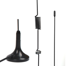 2017 UT-106UV BNC HYS Walkie Talkie Antenna 42CM VHF And UHF 144 And 430MHz Antenna Dual Band Antenna Two Way Radio Antenna(China)