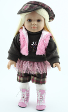 wholesale 18inches American girl doll Journey Girl Dollie& me fashion doll Christamas Gift great girl gift