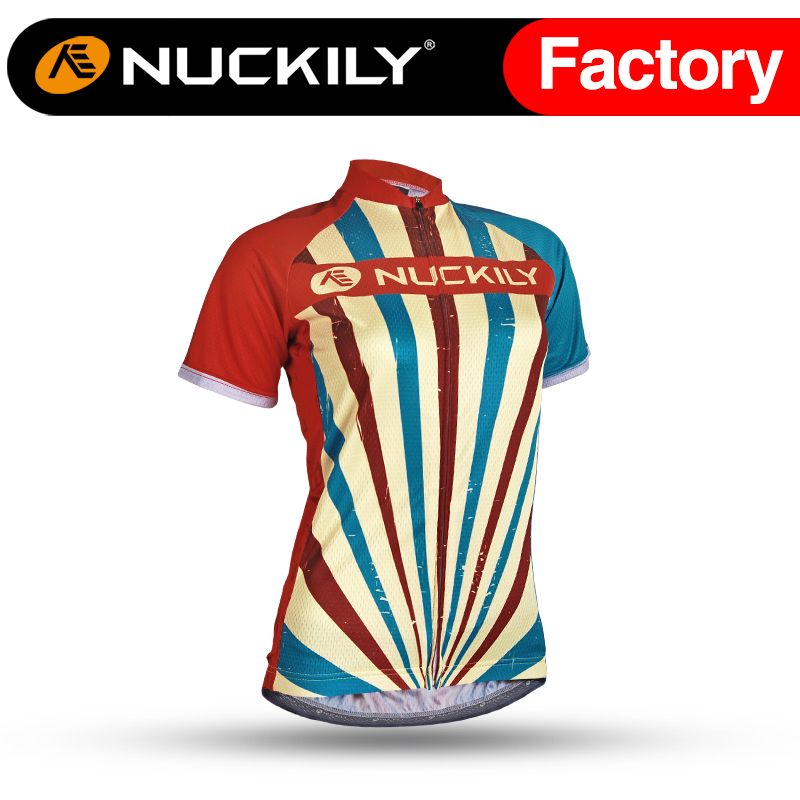 Nuckily Summer womens   short sleeve High quality cycling clothes  NJ522<br><br>Aliexpress