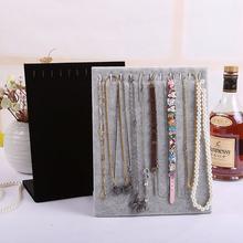 Hot sell 11 hooks Bracelet Pendant Necklace Display Stand with competitive price