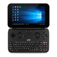GPD WIN GamePad Tablet PC 5.5 inch Windows 10 Intel Cherry Trail X7-Z8750 Quad Core 1.6GHz 4GB+64GB WiFi BT 4.1 HDMI Game Player(China)