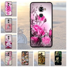 3D Relief Soft Tpu Case Protective Cover For Letv Le 2 Pro Case Le2 X620 Le eco Le 2 Mobile Phone Case for Leeco Le 2 Cover Bags(China)
