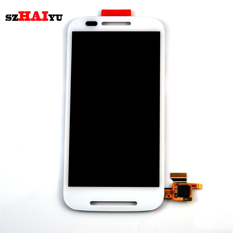 100% Test New Original LCD Display+Touch Screen For Motorola MOTO E XT1021 XT1022 XT1025 with Digitizer Assembly Tools<br><br>Aliexpress