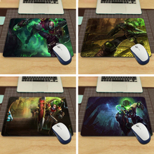 MaiYaCa New Arrival Funny LoL Singed Mad Chemist ame aming Accessory Rubber Silon Anti-slip Mousepad PC Computer Mouse Pad Mat