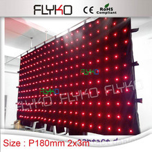 new products 2015 innovative product flexible led curtain for stage backdrops