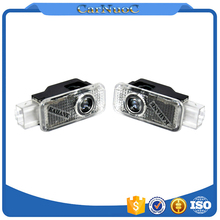 2pcs Car LED Courtesy Door Logo Decorative Lamp Ghost Shadow Light For Audi A1 A3 A4 A5 A6 A7 A8 Q3 Q5 Q7 RS Sline TT S Series