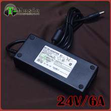 Best Audio Power Amplifier power supply DC 24V 6A Output power adapter For TPA3116 TDA7498 AMP(China)
