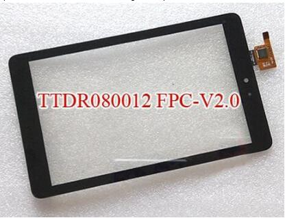 High quality Tablet touch FOR Dell T02D Venue 8 3830 TTDR080012FPC-V2.0 digitzer touch screen repair panel glass replacement<br><br>Aliexpress