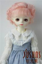 JD250 9-10inch 23-25cm mohair doll wig Blyth Baby short curly BJD wigs