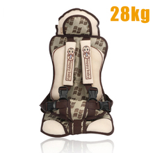 2016 Good qulity hot Sale Baby Car Seat Cushion Child Car Seat Safety Car Seat for Baby of 9-28KG and 1-4 Years Old