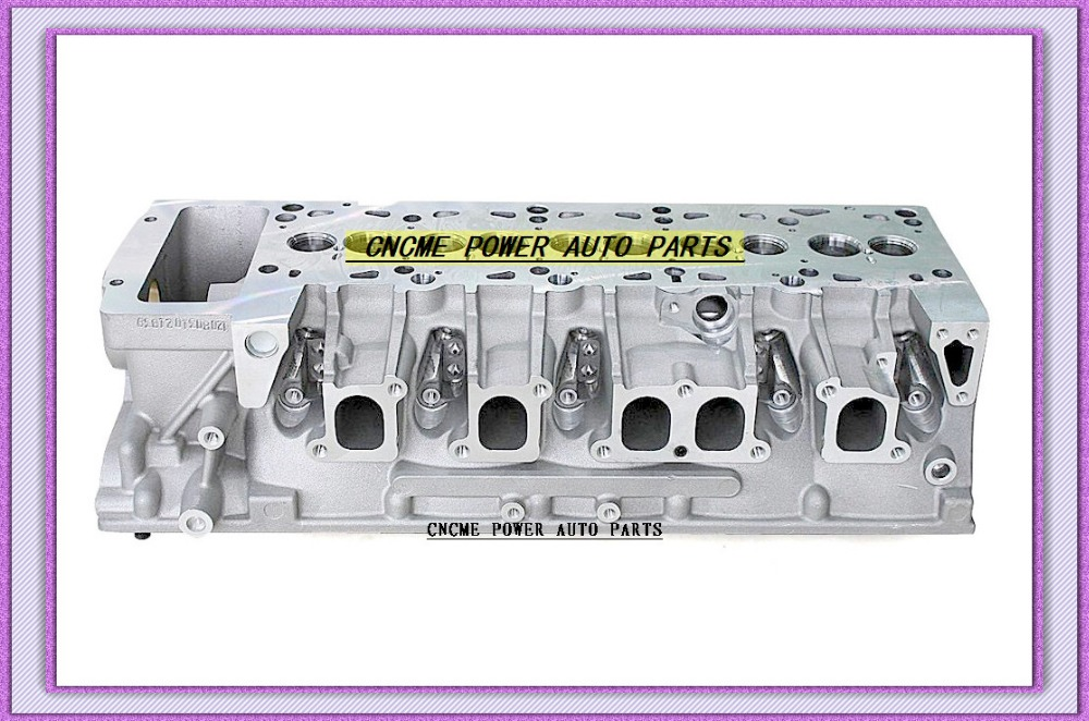 AXD AXE BLJ BNZ BPC BAC BPE BPD Bare Cylinder Head For VW Crafter Transporter Touareg Multivan Van 2.5L L5 070103063D 908 712 (3)