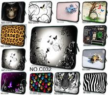 "10"" Colorful Laptop Sleeve Bag Case For 10.1"" Samsung Galaxy Tab GT-P7500 P7510 /10.1"" Samsung Galaxy Tab 2,3,4 w/Cover(China)"