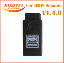 2016 Best Quality for BMW Scanner 1.4.0 Never Locking For BMW Diagnostic Tool for BMW 1.4.0 OBD2 Code Reader Free Shipping