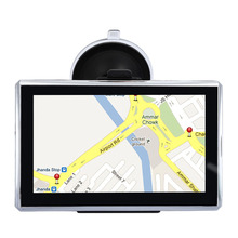 A2 5 inch Vehicle Car Gps Navigation TFT Touch Screen FM Radio Video Player Map Free Upgrade Navitel Europe Sat(China)