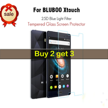 Glass flim for Bluboo Xtouch x500 cell phones Ultra-Thin quality screen protector Tempered Glass for xtouch buy 2 get 3